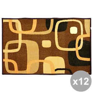 Set 12 CARIOCA Tappeto 50x80 Cm. TAPDI0187 Tappeti