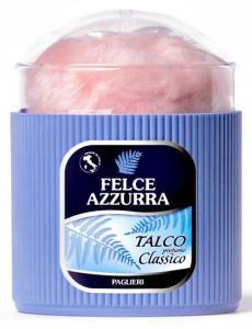 FELCE AZZURRA Talco Barattolo Con Piumino 250 Gr. - Talco