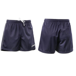ASICS Pantaloncini shorts pallavolo beach volley junior ZONA blu navy T635Z1