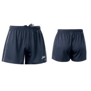 ASICS Pantaloncini shorts rugby junior antistrappo SHORT blu navy T651Z9