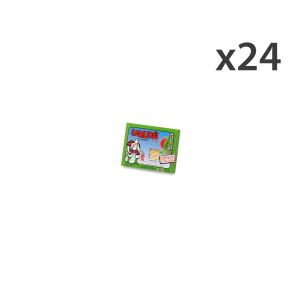 Set 24 Stuzzicadenti 200 Pezzi SAMURAI 49NP Accessori per la tavola