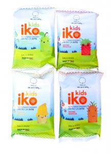 IKO Ditale-spazzolino kids gusti assortiti 6 anni