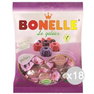 Set 18 BONELLE Caramelle Fida Gelee Fr Bosco Gr 160 Dolci E Alimentari