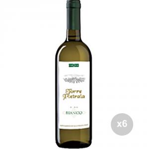 Set 6 VERGA Vino bianco 750 10├© bevanda alcolica da tavola