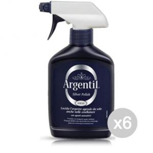 Set 6 ARGENTIL Spray Ml 150 Detersivi E Pulizia Della Casa