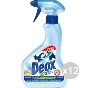 Set 12 DEOX Odorzero 2/1 500Ml Spray Profumazione E Decorazione Della Casa