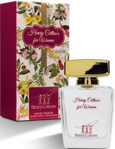 HENRY COTTON'S Profumo donna acqua profumata 50 fragranza per il corpo