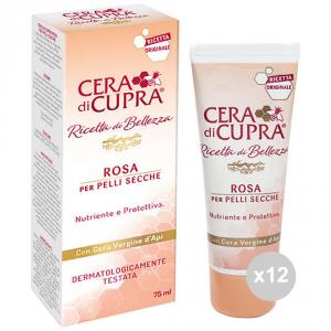 Set 12 CUPRA Crema rosa tubo 75 ml igiene e cura della persona