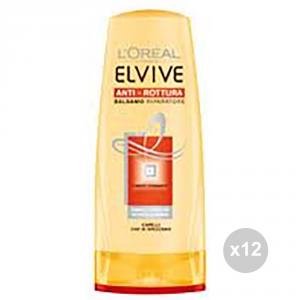Set 12 ELVIVE Balsamo total repair antirottura nutric cura dei capelli
