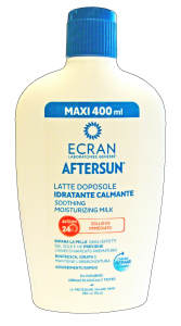 Set 12 AFTERSUN ECRAN Idratante 400 ML Prodotti Solari