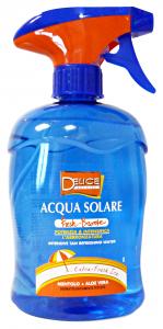 DELICE Acqua solare mentolo 500 ml. - Prodotti solari
