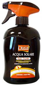 DELICE Acqua solare carotene 500 ml. - Prodotti solari