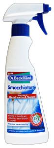 DR.BECKMANN Smacchiatore Deodorante-Sudore TRIGGER 250 Ml. Detergenti Casa