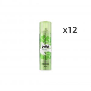 Set 12 BATIST Shampoo Secco 200 Ml. Classico Prodotti per capelli