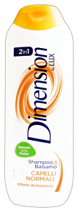 DIMENSION Shampoo 2/1 arancio normali 250 ml. - Shampoo capelli