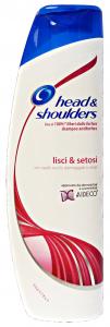 HEAD & SHOULDERS Sha.lisci&setosi antiforfora 250 ml. - Shampoo capelli