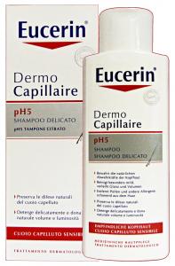 EUCERIN Shampoo Delicato Pelli Sensibili 250 Ml. Prodotti per capelli