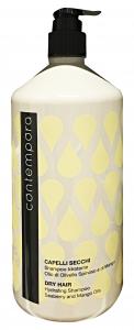 CONTEMPORA Shampoo Idratante Capelli Secchi 1 Lt. Prodotti per capelli