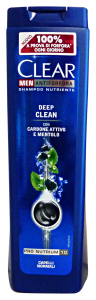 CLEAR Sha.deep clean 250 ml. - Shampoo capelli