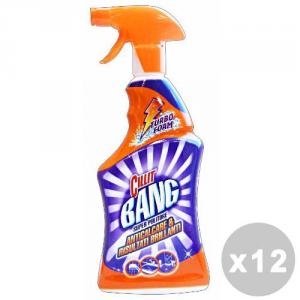 CILLIT BANG Set 12 CILLIT BANG Anticalcare arancio 750 ml. trigger - sgrassatori