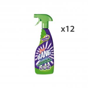 Set 12 CILLIT BANG Sgrassatore Verde TRIGGER 750 Ml. Detergenti casa