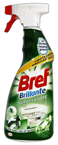 BREF Sgrassatore BRILLANTE TRIGGER 750 Ml. Detergenti Casa