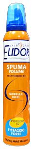 ELIDOR Spuma modella ricci forte 200 ml. - spume per capelli