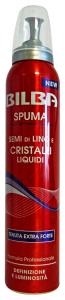 BILBA Spuma volume tenuta extra forte 200 ml. - Colorante per capelli