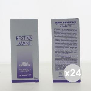 Set 24 CUPRA Restiva Crema Mani Protettiva 75Ml Creme Idratanti cura del corpo