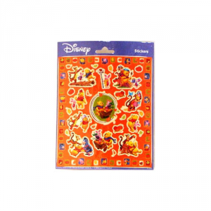 BINNEY & SMITH Sticker Disney Winnie the Pooh Scuola Cartoleria