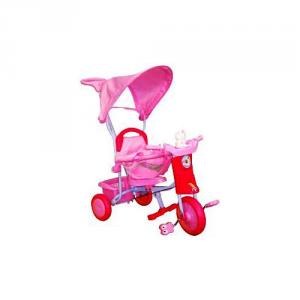 ODG Triciclo Bubu Rosa Articoli A Pedali