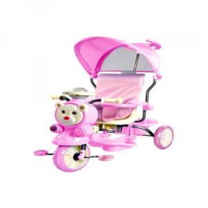 ODG Triciclo Glamour Dlx Rosa Articoli A Pedali