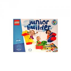 EDITRICE GIOCHI Lego Junior Builder Giochi Da Tavolo