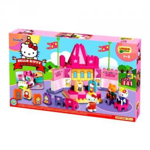 ANDRONI GIOCATTOLI Costruzioni Unico Plus Hello Kitty Teatrino