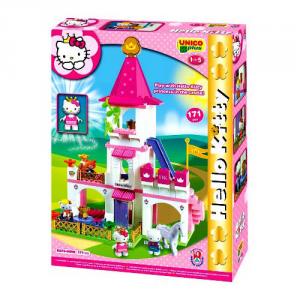 ANDRONI GIOCATTOLI Costruzioni Unico Plus Hello Kitty