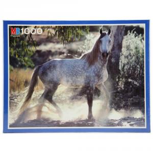 HASBRO Puzzle Pz.1000 Cavallo Bianco Giocattolo