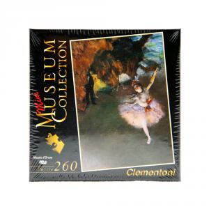 CLEMENTONI Puzzle 260 pezzi Mini Museum L'Etoile Giocattolo