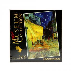 CLEMENTONI Puzzle 260 pezzi Mini Museum Le Cafe' Giocattolo