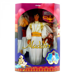 MATTEL Walt Disney Aladino Miss Girl