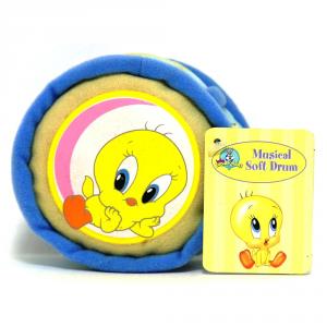 BONTEMPI Giochi Bontempi Tamburo Soft Bambini Prima Infanzia