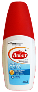 AUTAN Family vapo antipuntura 100 ml. - Insetticidi e repellenti