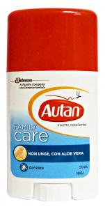 AUTAN Family stick antipuntura 50 ml. - Insetticidi e repellenti