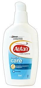 AUTAN Family gel antipuntura 100 ml. - insetticidi e repellenti