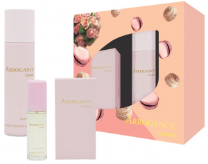 ARROGANCE Confezione regalo femme edt 30 ml. +deo.spray 150 ml.