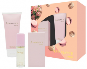 ARROGANCE Confezione regalo femme edt 30 ml. +body lotion 100 ml.