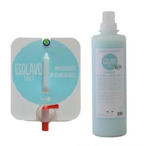 ECOLAVO Soft Aecso15 Detersivo Detergente Pulizia Della Casa