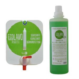 ECOLAVO Piatti Aecps15 Detersivo Detergente Pulizia Della Casa