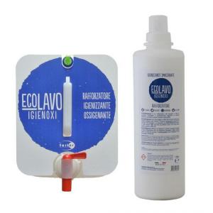 ECOLAVO Igienoxi Aecoxi15 Detersivo Detergente Pulizia Della Casa