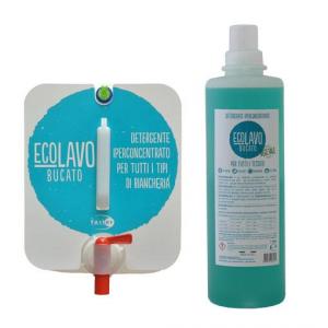 ECOLAVO Bucato Aecbu15 Detersivo Detergente Pulizia Della Casa