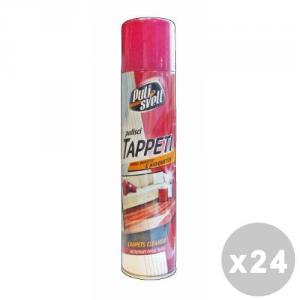 BERGEN Pulisvelt Set 24 BERGEN Pulisvelt Tappeti/moquettes 300 ml. spray - pulitori specifici